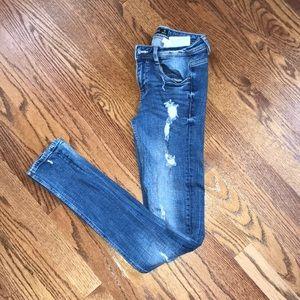 Zara Jeans - Zara Trafaluc Ripped Jeans